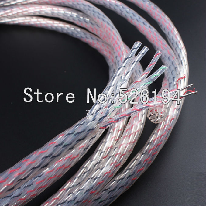 Free shipping Nordost Valhalla Series Power Cord US Amplifier CD Player power cord 1m for DIY 2 meter pcs nordost valhalla series ii power cord us version amplifier cd player cord with plugs cable