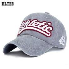 3fa0652b87cc3 MLTBB marca de gorra de béisbol de las mujeres de moda Hip Hop sombrero  hombres Retro lavado gorras de béisbol Unisex ajustable .