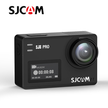 100% Original SJCAM Series 8 Action Cameras,  Sjcam Sj8 Pro Dual Touch Screen Wifi Sport Camera Waterproof Underwater Camcorder