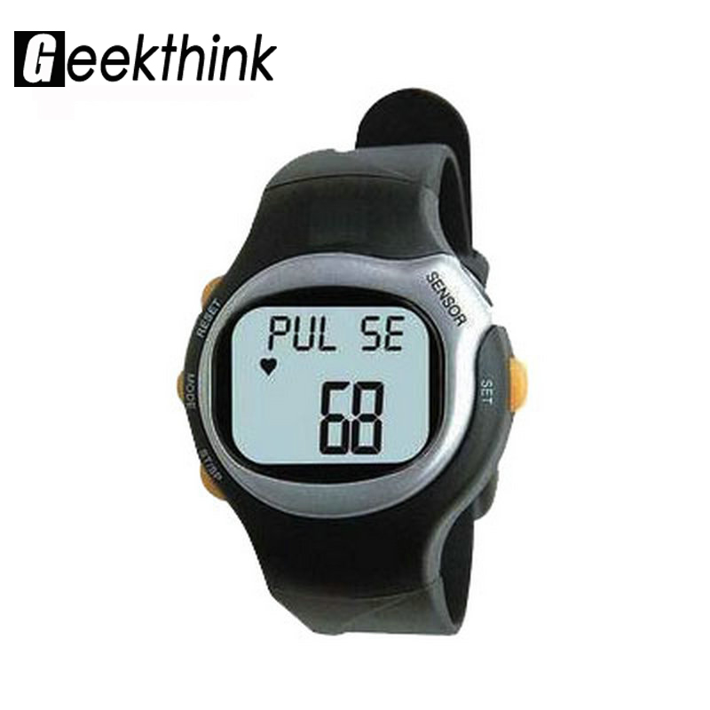 6 in 1 Digital Sport Watches Pulse Heart Rate Monitor ...