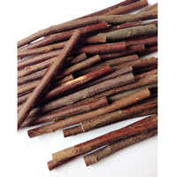 100Pcs Party Log Sticks Photo Props Wedding Table Garden Home Decor DIY Wooden Crafts