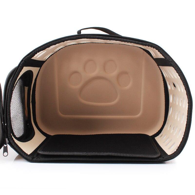 Portable Large Dog Backpack Carrier Saddle Bag 4