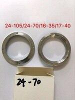 Nowy Obiektyw Bagnetem Ring For Canon EF 24-70mm F2.8 24-105mm 16-35mm 17-40mm 24-70 24-105 16-35 17-40mm Naprawy Części