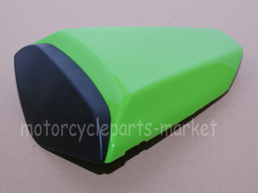 Motorcycle Green Rear Seat Cover Cowl case for Kawasaki Ninja ZX10R ZX-10R 2008-2010