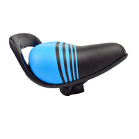 Hot 2017 Children Seat Kids Bicycle Saddle Cushion Child Seat With Handles Child Safety Bicycle Saddle