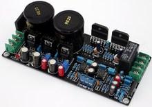 Além de LM3886 OPA2604 NOVER audio power amplifier board (com som), circuito de proteção UPC1237 speaker