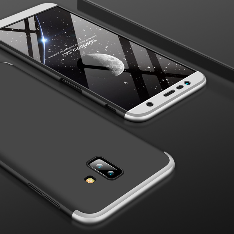 J6 Case For Samsung Galaxy J6 Prime 2018 Cover Frosted Shield PC Hard Phone Back Coque sFor Samsung J6 Plus SM-J610F J600F Funda