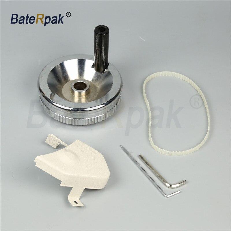 Sewing machine side handle wheel BateRpak 106 RP Balance wheel handle wheel for walking foot sewing