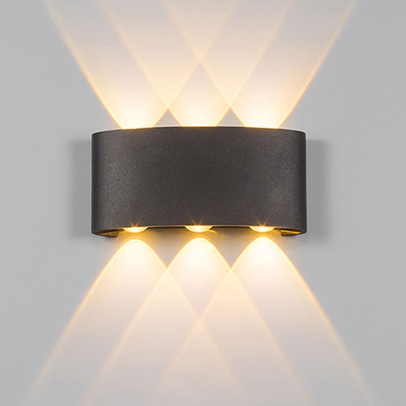Modern Led Outdoor Wall Lamps