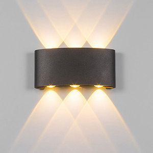 Outdoor lighting Lamp Modern LED Outdoor Wall Lamps Waterproof IP65 Porch Light Up Down LED Sconce Exterior Lighting Garden