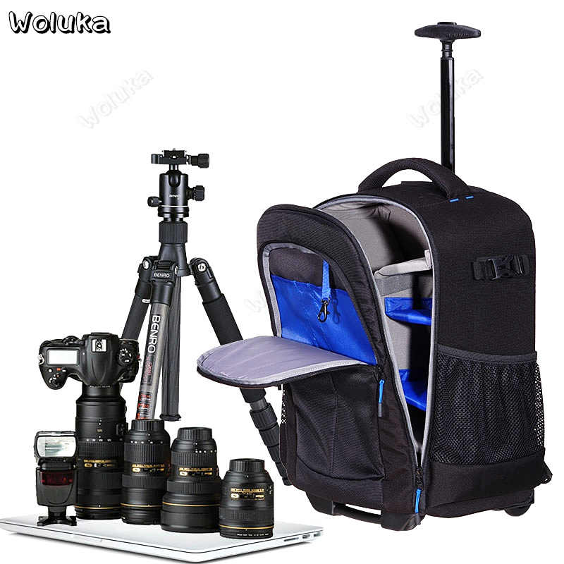 Hiker 1000/2000 photography bag Double shoulder SLR camera Trolley Box Professional outdoor lightweight large capacity CD50 T11