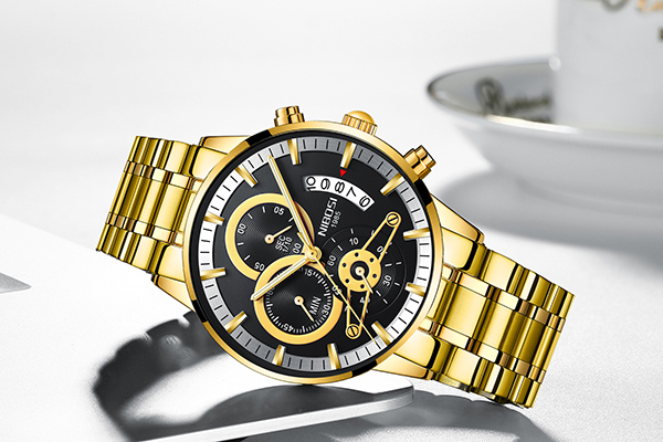 GRANT - Mens Luxury Wrist Watch | Dukesman.com