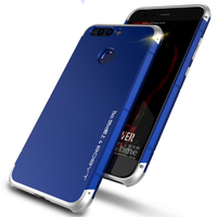 BOBYT For Huawei Honor 8 Pro Case Metal Aluminum PC Back Case Cover For Huawei Honor