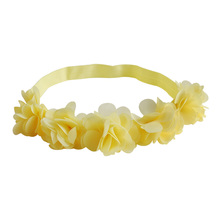 Cute Lovely New Toddler Newborn Child Kids Baby Girl Flower Headband Hair Band Headwear Hair Accessories 1pc soft lovely kids girl cute star headband cotton headwear hairband headwear hair band accessories 0 3y hot