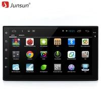 Junsun 7 2 Din Android 6 0 Car DVD Player Radio Stereo Video Autoradio GPS Navigation