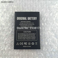 1pcs 100 High Quality BAT16484000 Battery For DOOGEE X5 MAX Pro Freeshipping Tracking Code