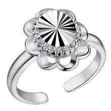 Rings 925 Fashion Jewelry gift rings silver PJ194(China)