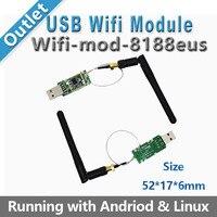 מודול Wifi USB תוכנת קוד פתוח, חומרה פתוח עם אוטומטי ממיר מתאם/תמיכה: WindowsXP/Vista/Windows 7/לינוקס