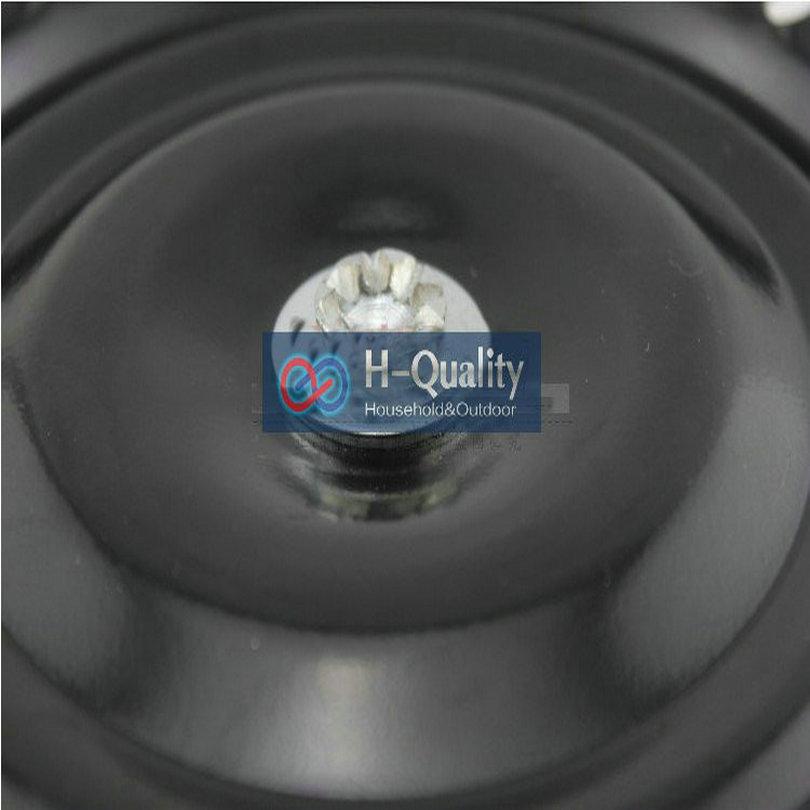 8 tum (200MM) diameter svart lack bakad och full massiv stål - Möbel - Foto 3