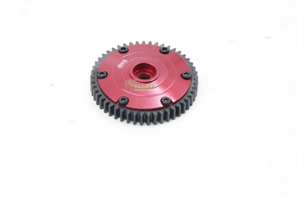 Aluminum Hardened Steel 49T Spur Gear for HPI SAVAGE X 21 25 SS 4 6 MT2