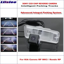 Liislee Rear Camera For KIA Carens RP MK3 / Rondo NTSC PAL RCA AUX HD SONY CCD 580 TV Lines Rearview Parking