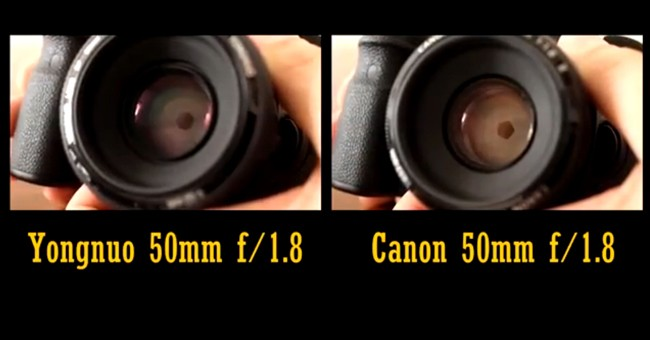 YONGNUO YN50mm F1.8 Standard Prime Lens Large Aperture Auto Focus Lens for Canon EF Mount Rebel 650D 700D 7D DSLR Camera Lens 12
