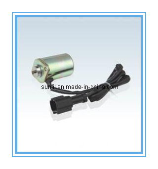 ФОТО Wholesale  PC200-6, main pump solenoid valve(6D102),Free shipping