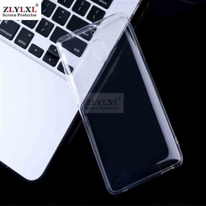 Wholesale Transparent Dirt-resistant soft back case for Nokia 2.1 1 Squishy Glossy bag case