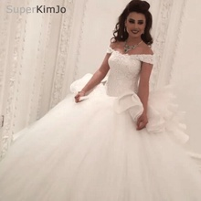 Buy peplum wedding dress and get free shipping on AliExpress.com d6949ac83c92