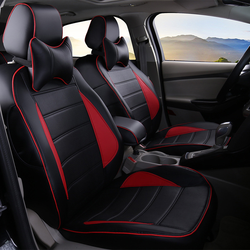 custom made leather car seat covers for mazda 6 8 2 3 axela atenza cx7 cx4 cx5 cx9 323 626 m2. Black Bedroom Furniture Sets. Home Design Ideas