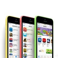 Unlocked  Apple iphone 5C RAM 1G ROM 8G 16&32 iOS iPhone 5c Dual Core TouchScreen WIFI GPS GSM HSDPA 8MPix Camera 4.0″ iphone5c