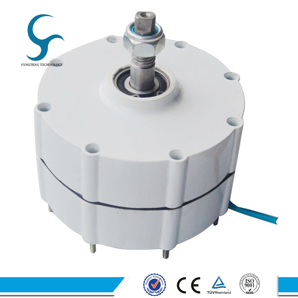 500W ac magnetic power generator synchronous low rpm permanent magnet generator with Good Quality, CE and ISO 9001