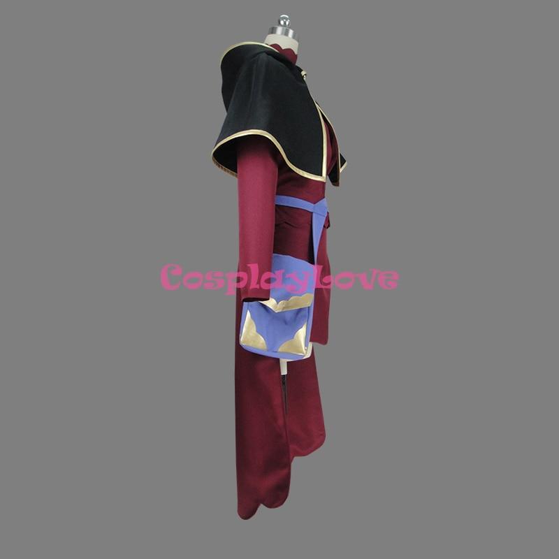Black Clover Vannesa Enoteca Cosplay Costume Custom-made For Christmas Halloween CosplayLove (3)