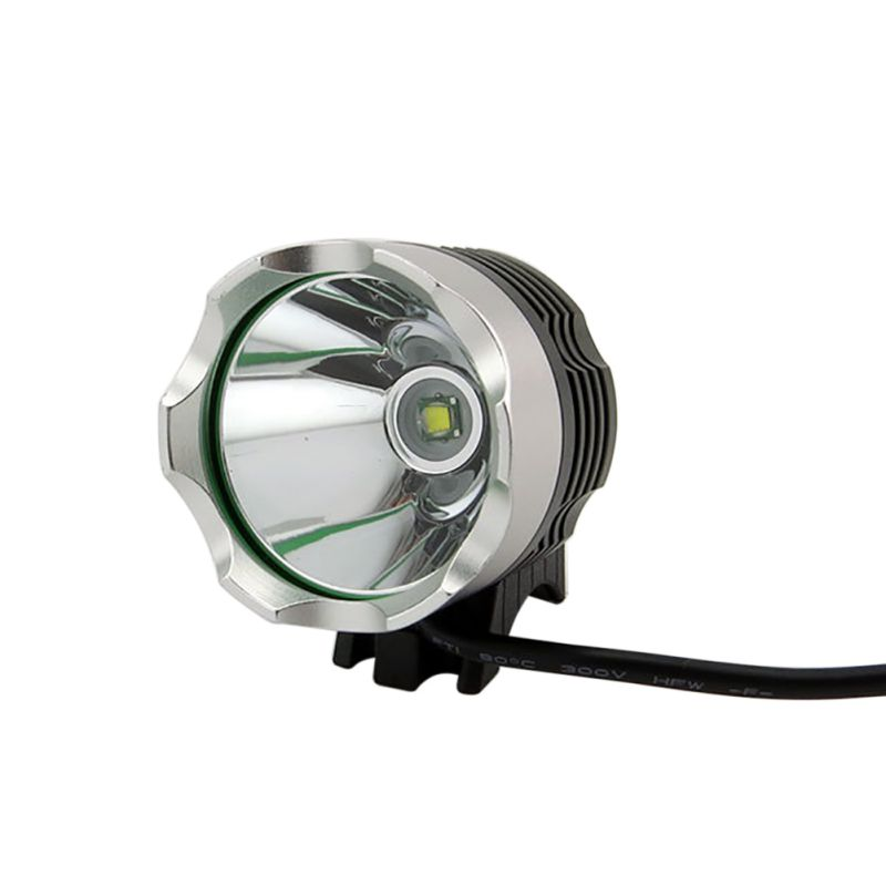 XM-L T6 LED Bicycle Headlight Waterpoof Bike Light Lamp Cycling USB Bike Bicycle Front Light & O-ring
