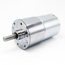 Dc мотор 24V GA37RG 12V dc мотор-редуктор 5RPM45RPM10RPM15RPM20RPM30RPM50RPM100RPM120RPM150RPM200RPM300RPM550RPM1000RPM