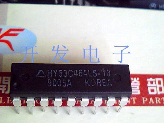 Электронные компоненты и материалы DIP18 hy53c464ls/10