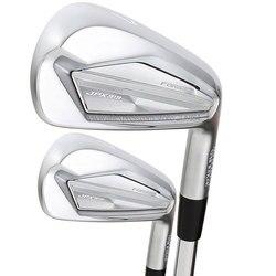Cooyute Neue Golf Clubs JPX 919 FORGED irons Golf 4-9PG Clubs irons Set Stahl oder Graphit welle und Golf Griffe freies Verschiffen
