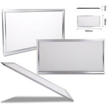 2Pcs/Lot Square led panel12w/24w/36w kitchen light  300*300,300*600,600*600mm bathroom panel led lamp office ceiling lamp