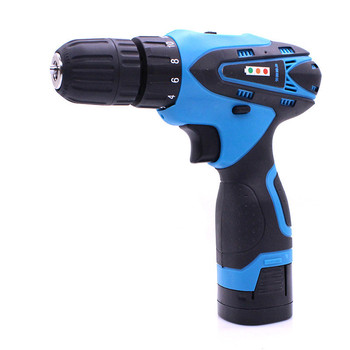 High Quality 16.8V Cordless Electric Screwdriver Two-Speed Drill Portable Rechargeable Lithium Battery Multi-function Power tool