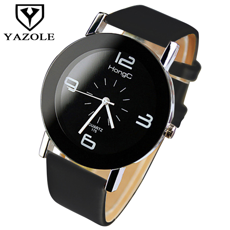 YAZOLE Clock Women Fashion Wrist Watch Women Watches 2017 Ladies Famous Brand Female Quartz Watch Montre Femme Relogio Feminino 2017 fashion simple wrist watch women watches ladies luxury brand famous quartz watch female clock relogio feminino montre femme
