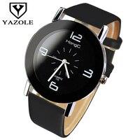 YAZOLE Wrist Watch Women Watches Ladies 2017 Famous Brand Female Clock Black White Quartz Watch Montre
