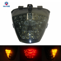 waase Tail Brake Turn Signals Integrated Led Light For 2011 2012 2013 2018 HONDA CBR125R CBR150R CBR300R CBR 125R 150R 300R