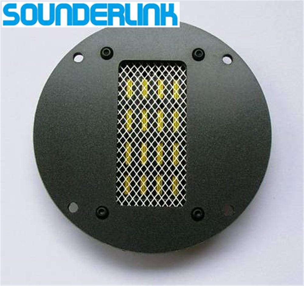 2PCS Lot Sounerlink 4 inch 102MM High Power HiFi defniition Speaker AMT planner transducer ribbon tweeter