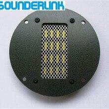 2 шт./лот Sounerlink 4 дюйма 102 мм высокой мощности HiFi defniition динамик AMT планировщик преобразователь ленточный твитер