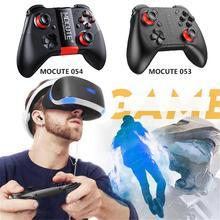 VR игровой коврик Android джойстик Bluetooth управление Лер селфи пульт дистанционного управления геймпад для ПК смартфон VR коробка для MOCUTE 053 054
