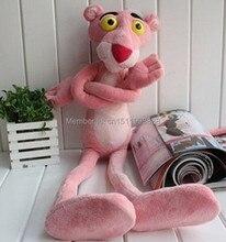 Очаровательны 40 см розовый пантера милый плюш кукла дети любимый новинка игрушка