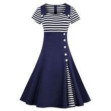 Женское винтажное платье миди на пуговицах элегантное рубашка