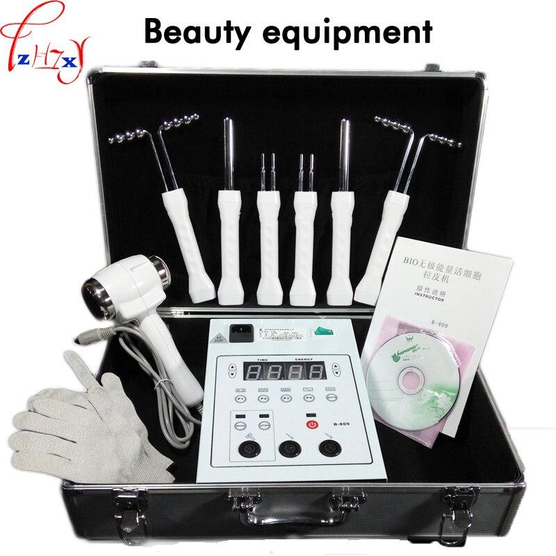 BIO-energia-free-energia live-cell macchina B-809 lifting della pelle macchina fredda e calda martello sbiancare il viso bellezza strumento 220 V