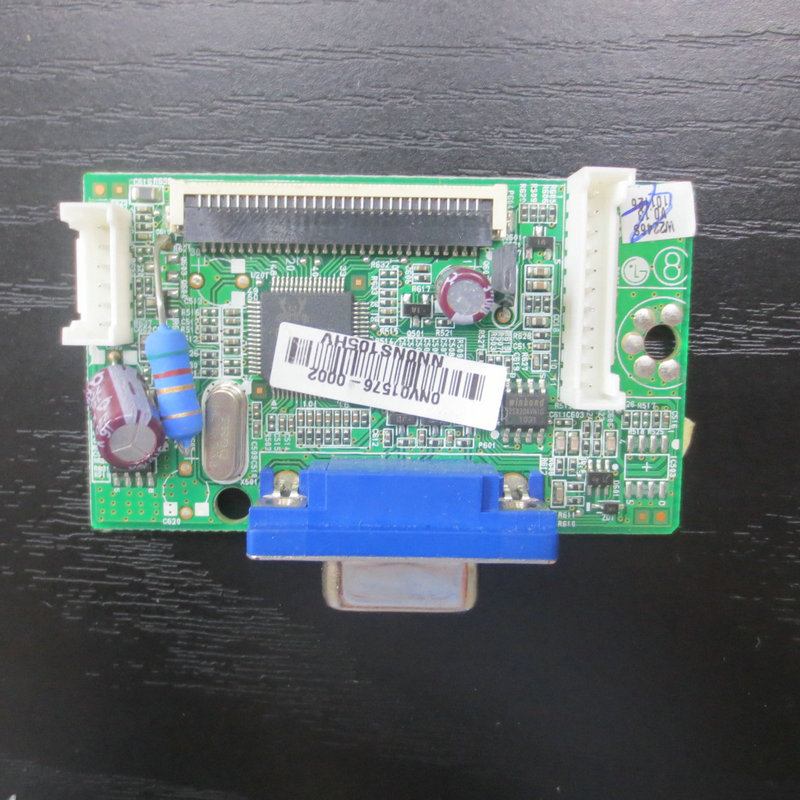 Driver board For W2246S Good Working Tested dhl ems used for sch neider vx5a1hd22n4 power driver board tested