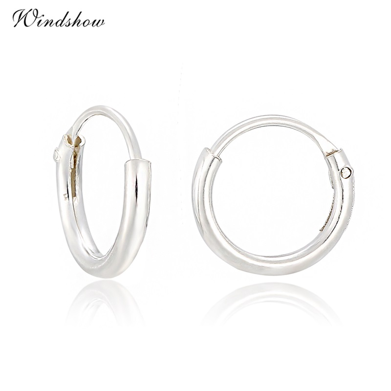 hoop earrings that say baby beautify themselves with earrings